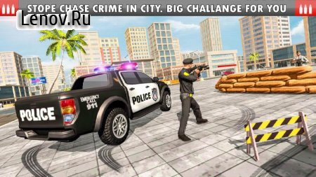 Police Car Chase: Modern Car Racing Games Free v 1.3 (Mod Money)