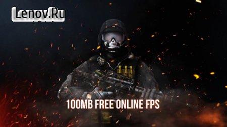 Bullet Core - Online FPS (Gun Games Shooter) v 1.01 (God Mod/No Recoil)