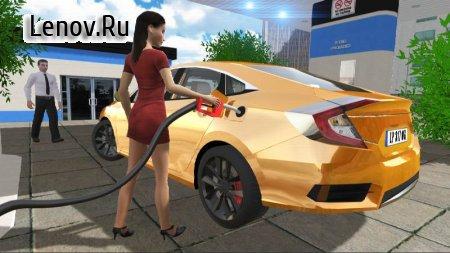 Car Simulator Civic: City Driving v 1.1.0 Mod (No ads)