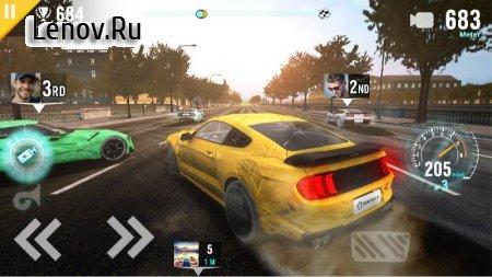 Racing Go v 1.3.4 Mod (Unlocked/Free Shopping)