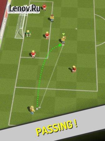 Champion Soccer Star: League & Cup Soccer Game v 0.81 (Mod Money)