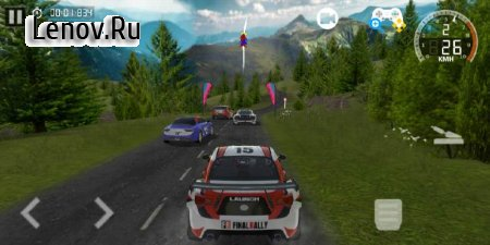 Final Rally: Extreme Car Racing v 0.067 (Mod Money)