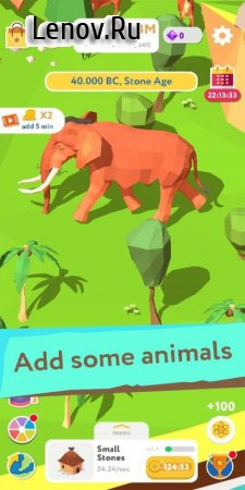 Evolution Idle Tycoon v 2.8.51 Mod (Free Shopping)