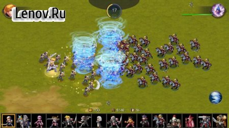 Miragine War v 7.5.1 Mod (No ads)