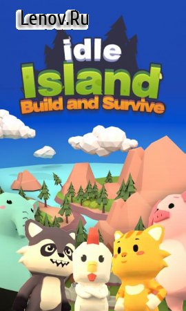 Idle Island: Build and Survive v 1.6.3 Mod (Unlimtied Money/Diamonds)