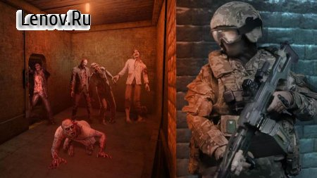 Last of Zombie: Real Survival Shooter 3D v 1.1.1 (Mod Money)