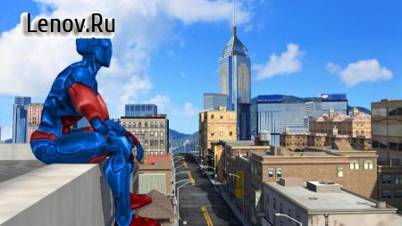 Mutant Spider Hero: Miami Rope hero Game v 1.0 Mod (Unlimited gold coins/diamonds)