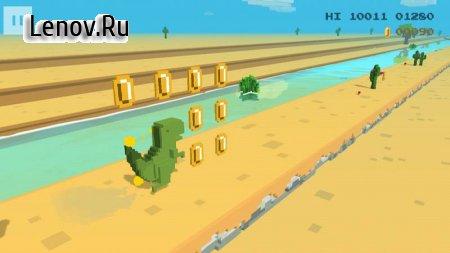 Dino 3D v 0.4.1 (Mod Money)
