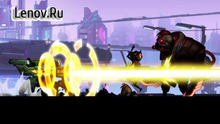 Cyber Fighters: Shadow Legends in Cyberpunk City v 1.11.52 (Mod menu/Free shopping)