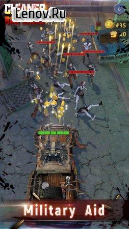 Cleaner: Bad Blood v 1.2.5.1002 Mod (Free Shopping)