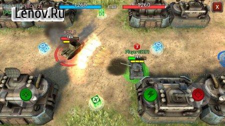 Battle Tank2 v 1.0.0.34 (Mod Money)