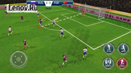 Soccer ⚽ League Stars: Football Games Hero Strikes v 1.5.0 (Mod Money)