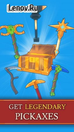 Idle Tower Miner v 1.50 Mod (Gold/Diamonds)