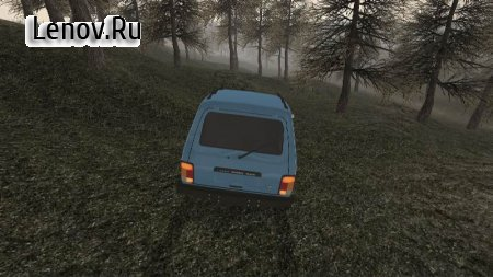 Forest Roads. Niva v 1.13.70 (Mod Money/No Ads)