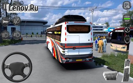 City Bus Driving Simulator : Bus Games 2020 v 1.1 Mod (A lot of money)