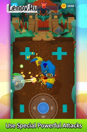 Bullet Knight v 1.2.5 (Mod Diamonds)