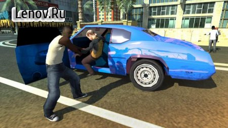San Andreas Auto Gang Wars: Grand Real Theft Fight v 9.4 Mod (Unlimited banknotes/Unlock levels)