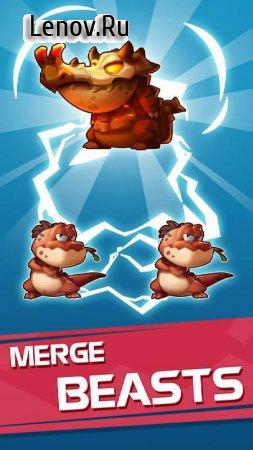Auto Beast: Merge Idle Tycoon RPG v 5.5 Mod (Unlimited Gems)