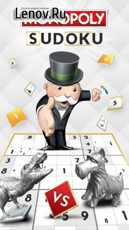 Monopoly Sudoku - Complete puzzles & own it all! v 0.1.7 Mod (Unlocked)