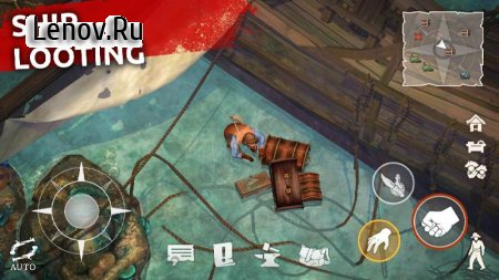Mutiny: Pirate Survival RPG v 0.8.0 Mod (Free craft/mod menu)