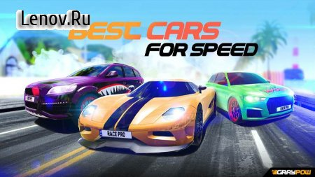 Race Pro: Speed Car Racer in Traffic v 1.8 Mod (Gold coins)