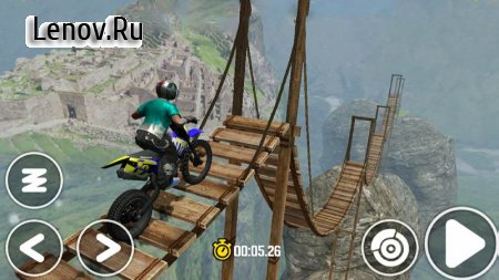Trial Xtreme 4 Remastered v 0.0.4 Mod (Unlocked/Without energy)
