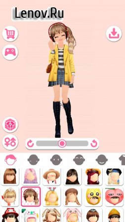 Styledoll Life - 3D Avatar maker v 01.01.00 Mod (Unlock all items)