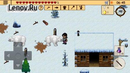 Survival RPG 3: Lost in time adventure retro 2d v 1.1.1 Mod (Many diamonds/Unlocked)
