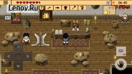 Survival RPG 3: Lost in time adventure retro 2d v 1.1.2 Mod (Many diamonds/Unlocked)