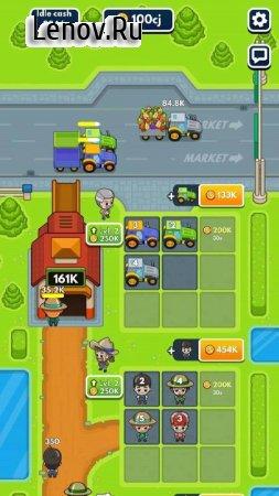 Idle Farm Tycoon - Merge Simulator v 1.0 Mod (Free Shopping)