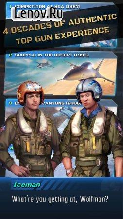 Top Gun Legends: 3D Arcade Shooter v 1.2.1 Mod (High damage)
