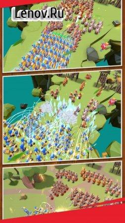 War of Kings: Warriors Legend v 1.0.9 Mod (gold coins)