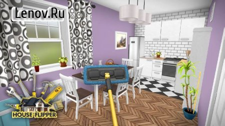 House Flipper: Home Design, Renovation Games v 1.03 b68 Mod (Unlocked/Free Shopping)