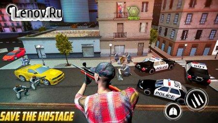 Sniper 3D Assassin Fury: FPS Offline games 2020 v 1.0.13 Mod (Unlimited gold coins)