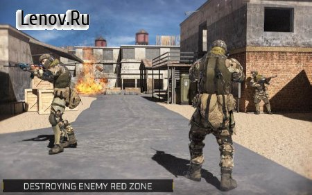 Contract Cover Shooter - Anti-Terrorist Mission v 1.2.0 Mod (Unlimited banknotes/bullets)