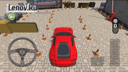 Hard Car Parking v 0.1.9 Mod (Skip the level without ads)