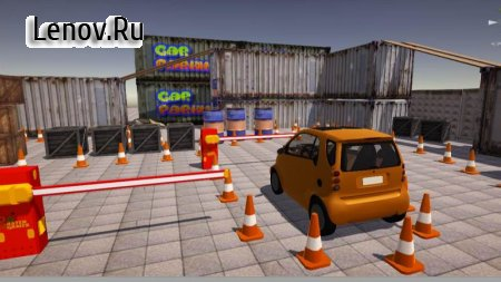 Hard Car Parking v 0.1.9 Mod (Skip the level without ads)