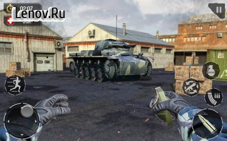 IGI Commando Fire Ops Mission v 1.1.4 Mod (Unlimited banknotes/bullets)