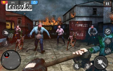 Zombie! Dying Island - Survival v 1.1.0 Mod (Unlimited banknotes/bullets)