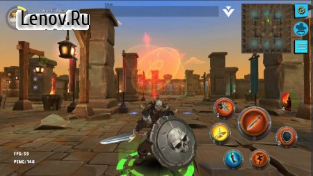 Knight's Life - Hero Defense: PVP Arena & Dungeons v 20 Mod (Unlimited Gold/Diamonds)