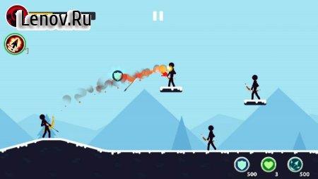 Stickman Archery Master - Archer Puzzle Warrior v 1.0.17 Mod (Unlimited money)