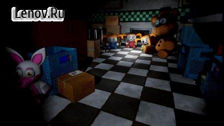 Five Nights at Freddy's: HW v 1.0 b54 Мод (полная версия)