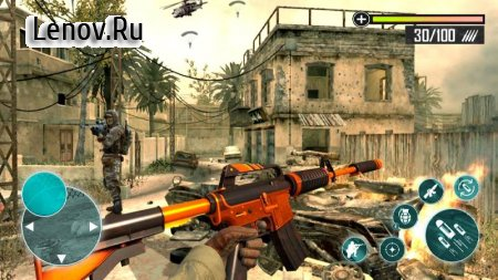 Call Of Fury - Global Counter Strike Black Ops v 3.1 Mod (The enemy will not attack)