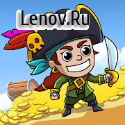 Idle Pirate Tycoon v 1.5.3 Mod (Unlimited Money)