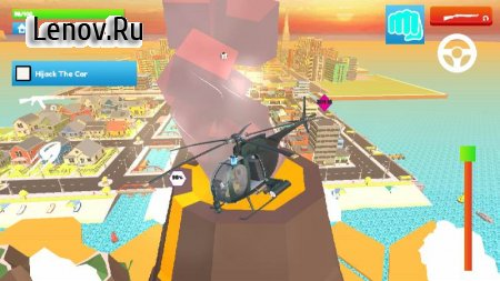 Rage City - Open World Driving And Shooting Game v 32 (Mod Money)
