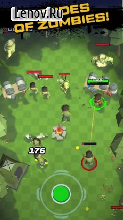 Zombite - Fight Zombies and Become the Hero v 0.9.3.15 (God Mode/Unlimited Diamonds/Ammo/No Reloading)