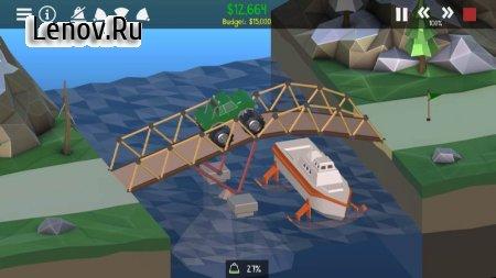 Poly Bridge 2 v 1.41 Мод (полная версия)