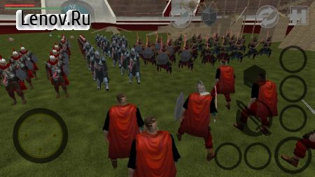 Spartacus Gladiator: Roman Arena Hero Clash v 1.0 Mod (All cards can be played)