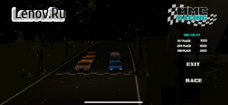 MMC Racing v 1.0.8 (Mod Money)