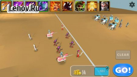 Totally War Ancient Simulator v 1.1 Mod (Diamonds/Gold coins/All units are available)